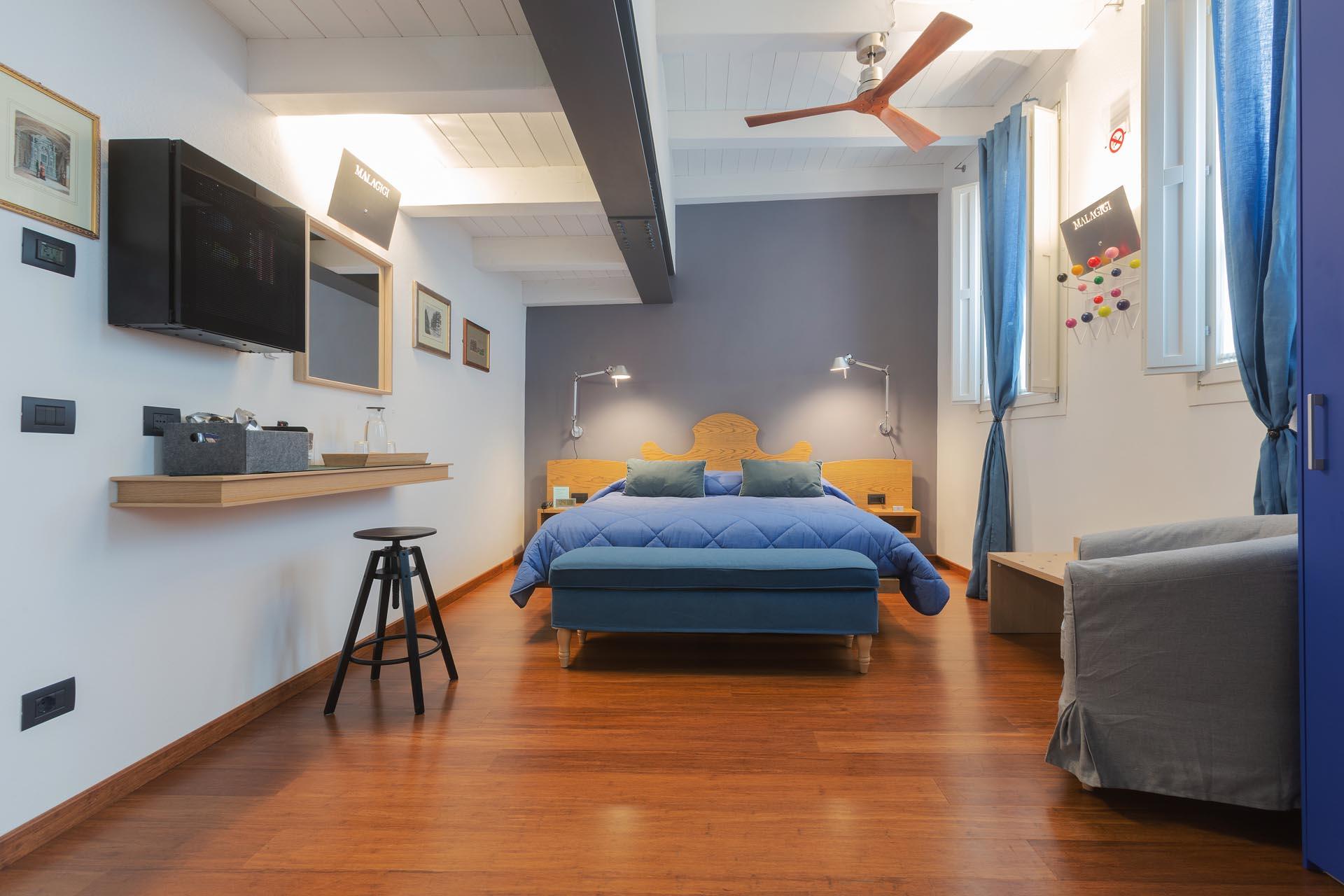 Malagigi Guest House - Ferrara - Superior Double Astolfo