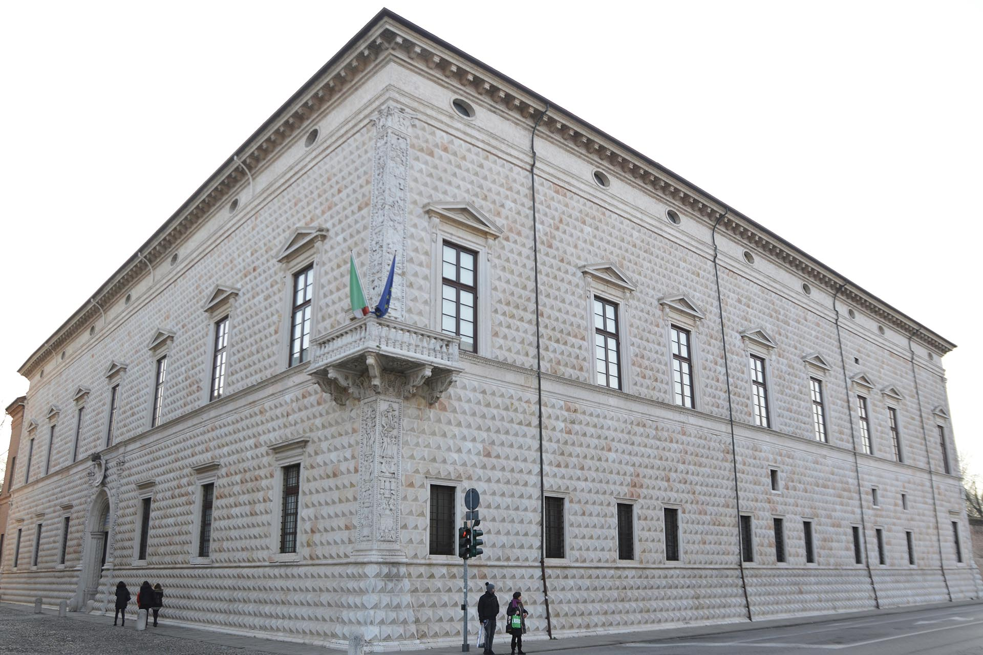 Ferrara - Palazzo dei Diamanti