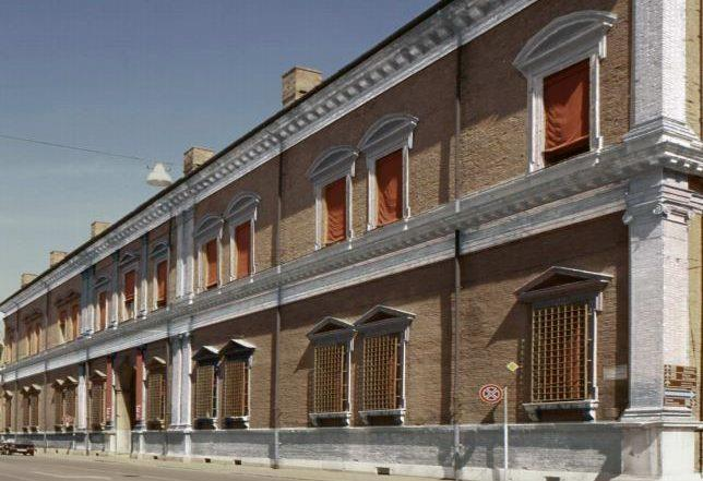 Ferrara - Palazzo Massari