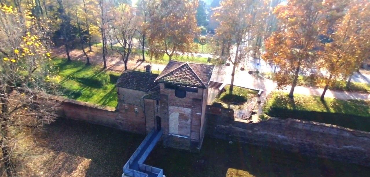 Ferrara - Porta degli Angeli