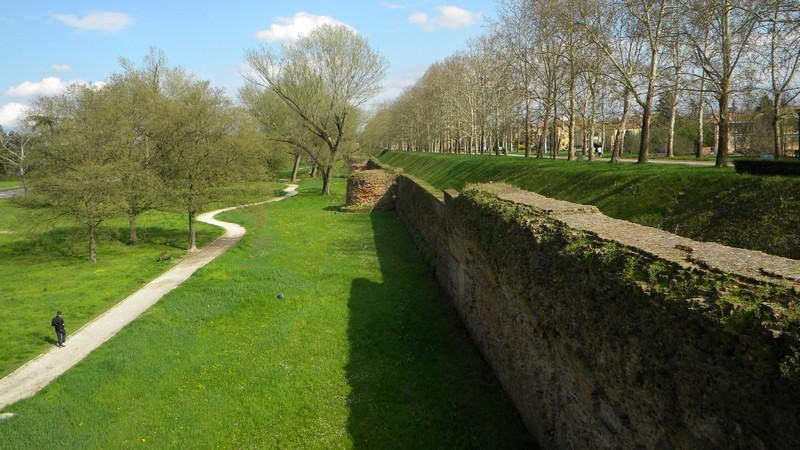 Ferrara - Le mura