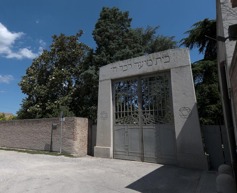 Ferrara - Cimitero ebreo