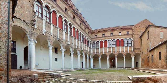 Ferrara - Palazzo Costabili