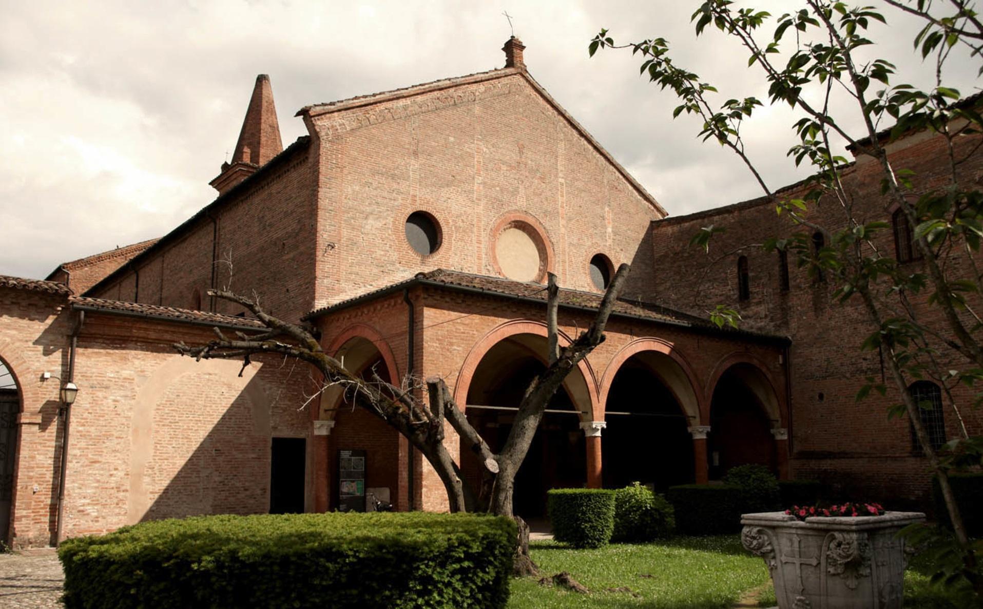 Ferrara - Convensto Sant'Antonio in Polesine