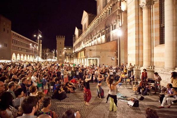 Ferrara - Buskers festival