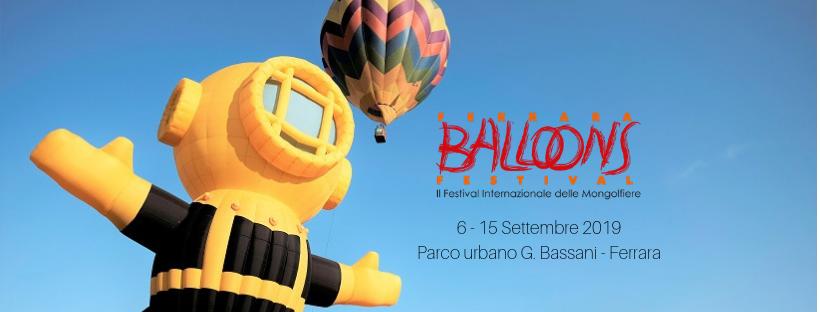 Ferrara - balloons festival