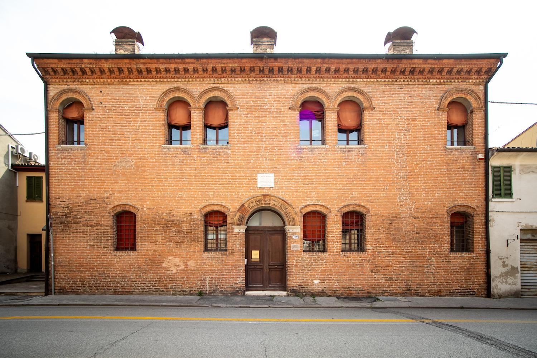 Ferrara - Casa Biagio Rossetti