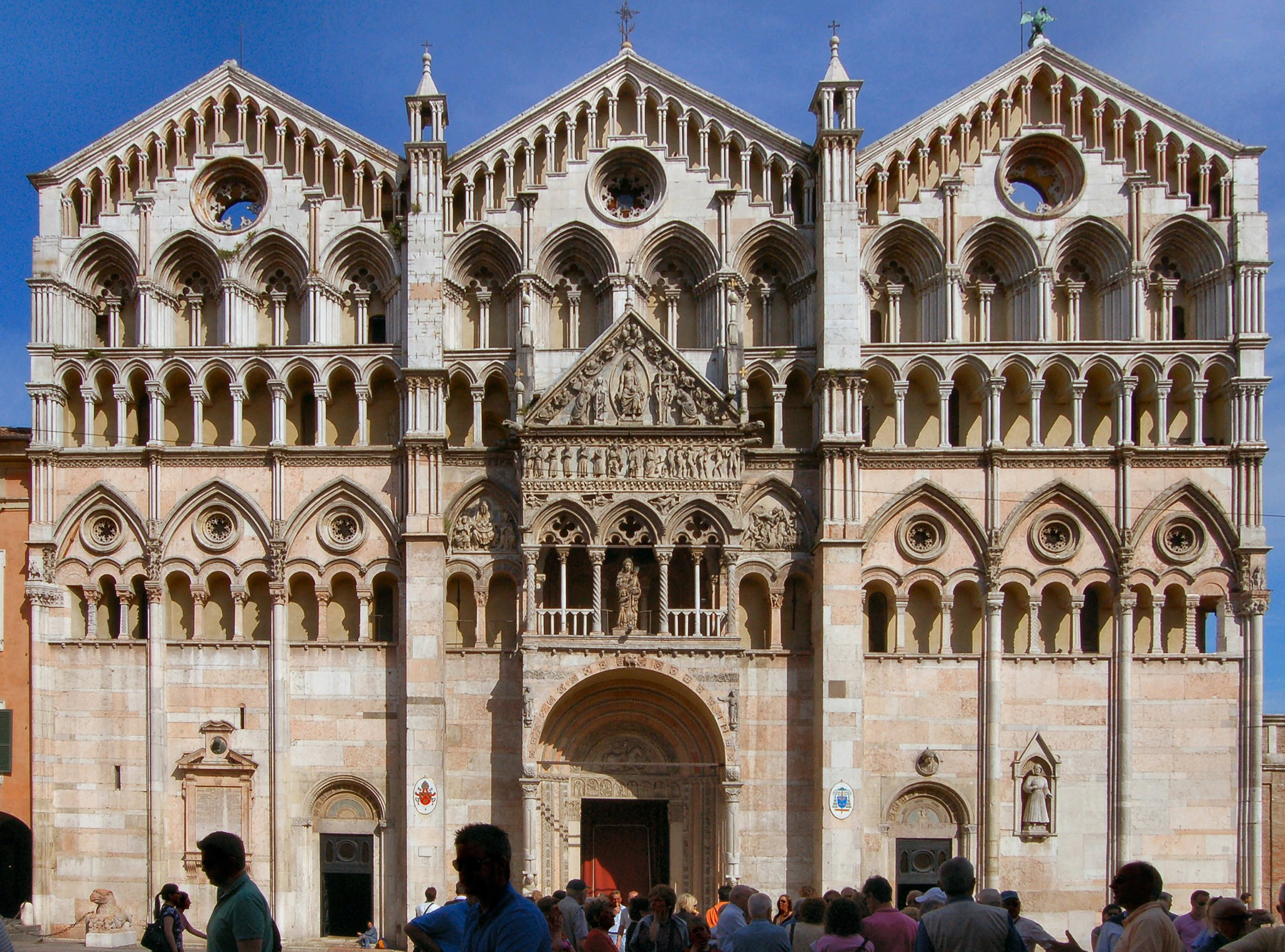 Ferrara - Cattedrale