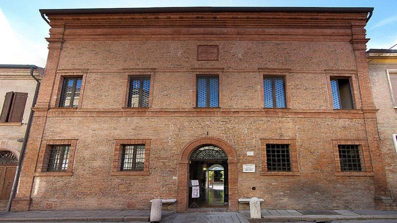 Ferrara - Casa Ludovico Ariosto
